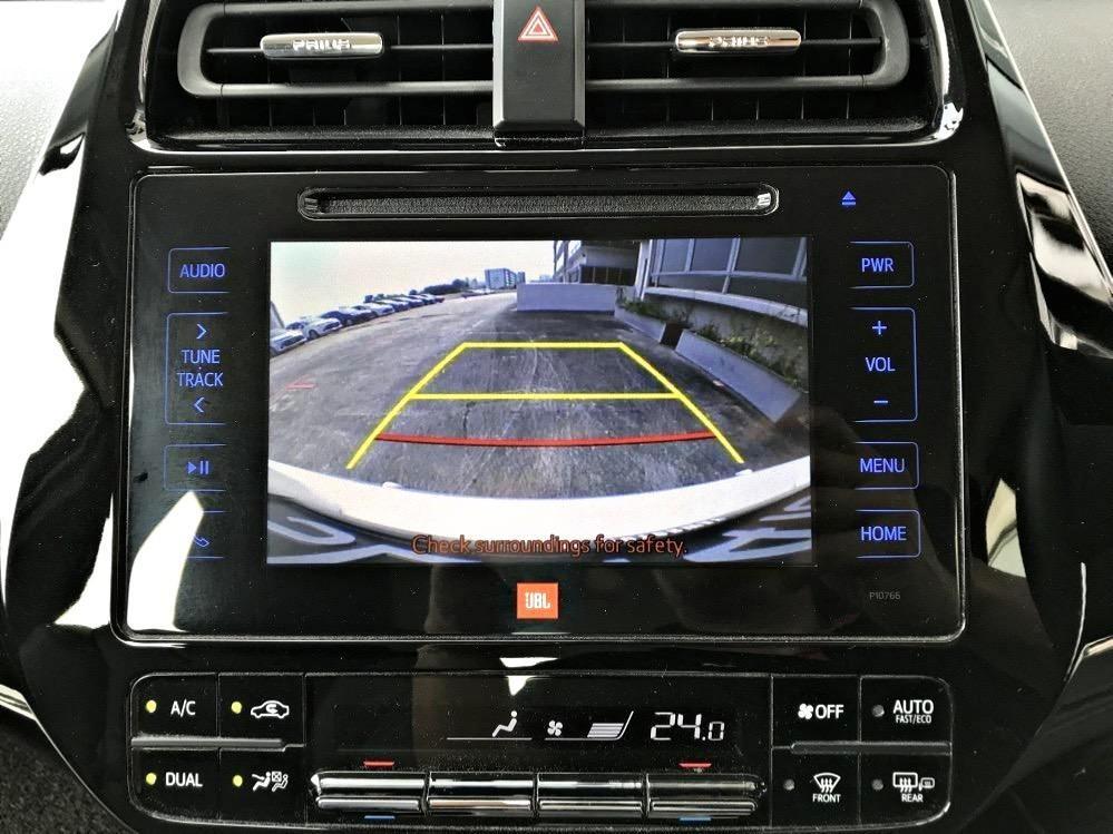Toyota Prius Hybrid 1.8 (No.351)