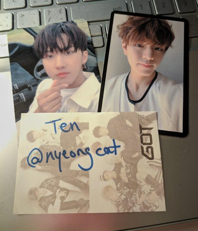 [WTS/WTT] Stray Kids Yellow Wood - Seungmin and Changbin PCs