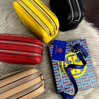 Perry Bombe Zip Mini 10990#12  H 265rb   sz 18x10x7cm #10990 QUALITY PLATINUM 1:1 (Berdasarkan ORIGINAL) ONLY 4 COLOURS (Black,Maroon,Yellow, Khaki)