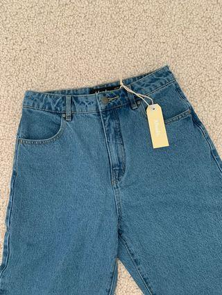 Afends Shelby Jeans - Brand new