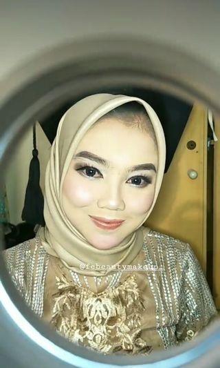 Jasa makeup @febeautymakeup_