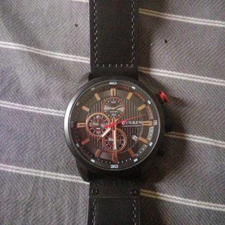男性三眼錶