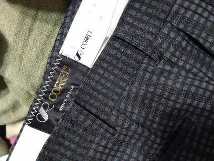 CORREL男西裝褲