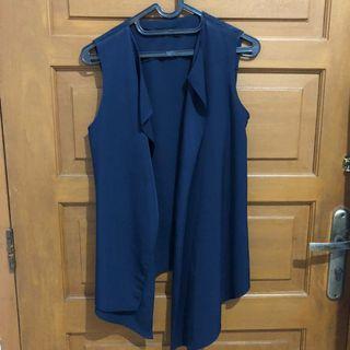 The Executive - Navy Vest