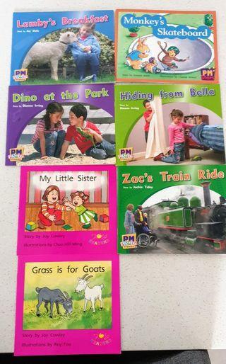 English Readers Books for Children