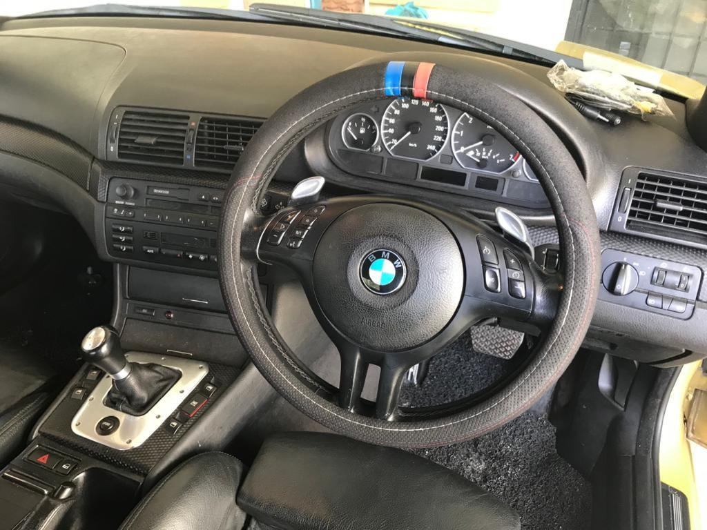 2003 BMW 3 SERIES 325I M-SPORT 2.5 SMG (A) RARE COLLECTION