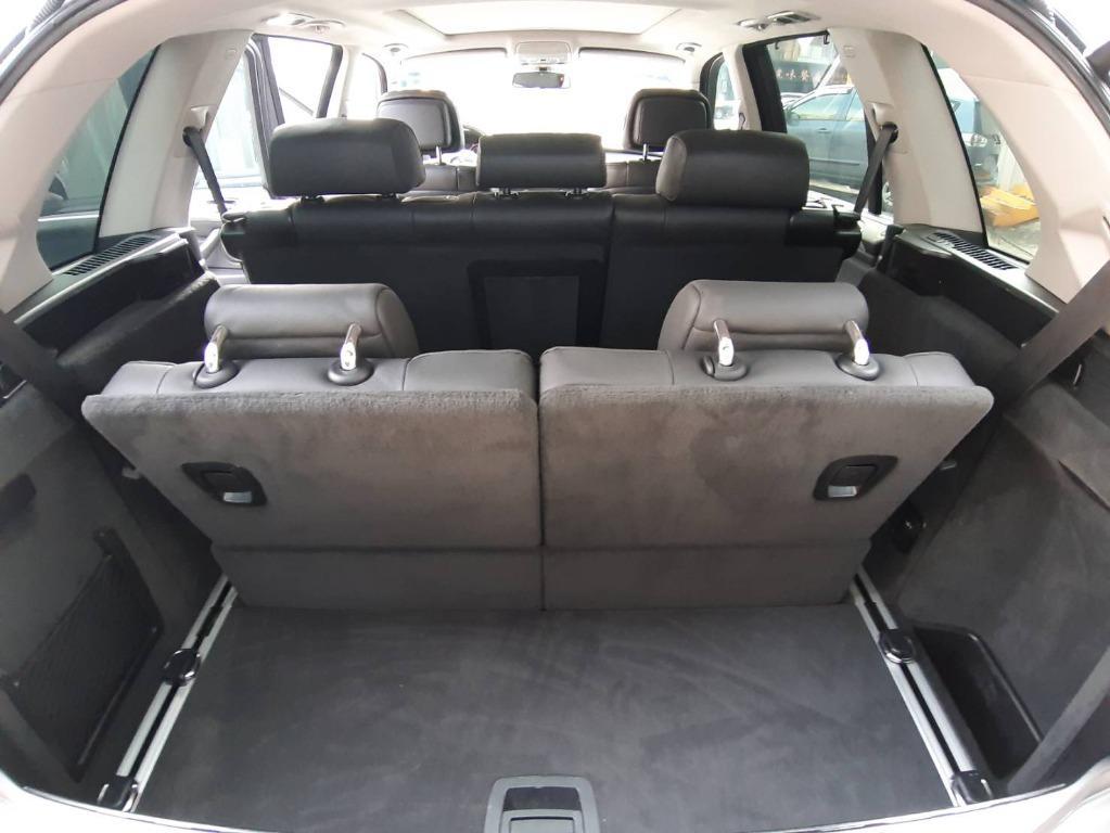 2008 BMW X5 3.0SI 正七人座 美規 全車原钣件 四傳 有第三方認證 SAVE認證書