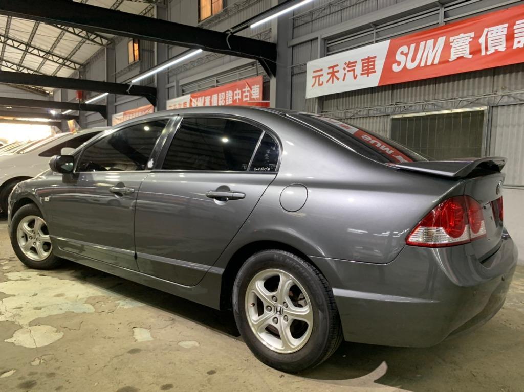 2008年 Honda K12 1.8鐵灰色