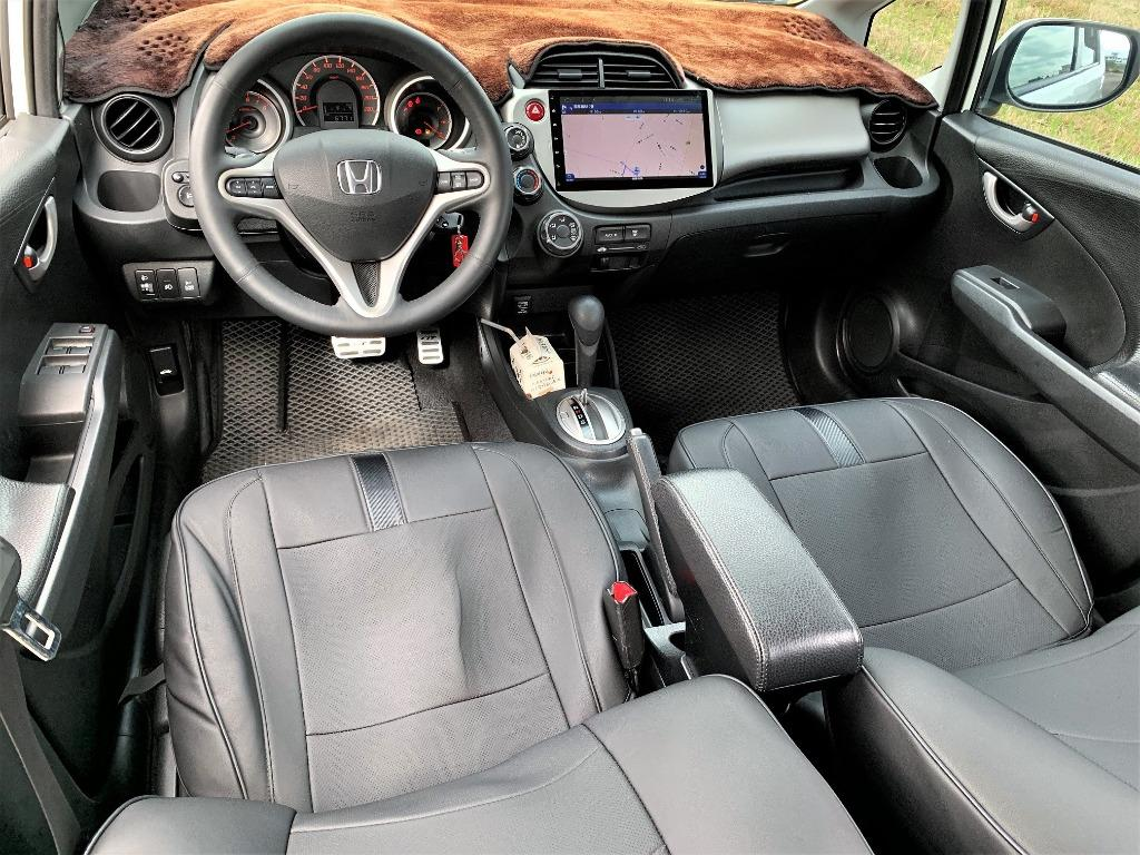 2011 FIT頂規安卓大螢幕 免頭款全額貸 FB搜尋:阿億嚴選 好車至上 非Yaris、Focus、Altis、CIVIC