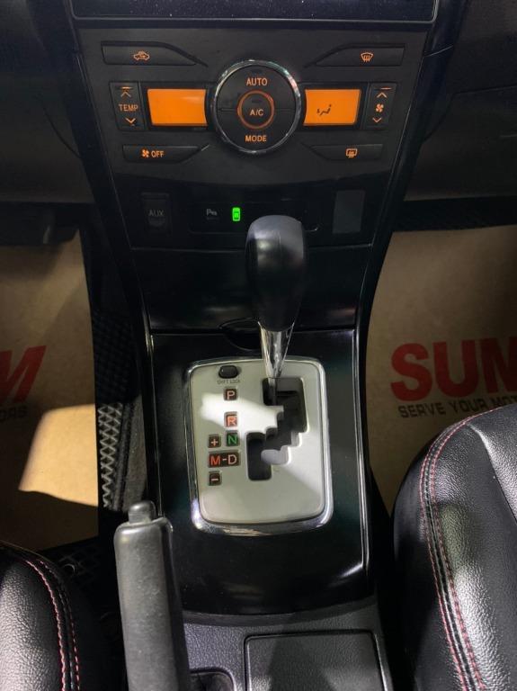 2011年 Toyota Altis 1.8E版眼白白