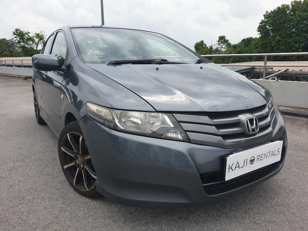 [$320/week] Honda City 1.5L Available for Long Term Leasing!