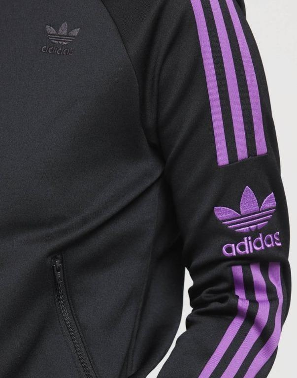 ADIDAS WOMEN'S SST TRACK JACKET  and PANTS BLACK. BNWT. $40 each