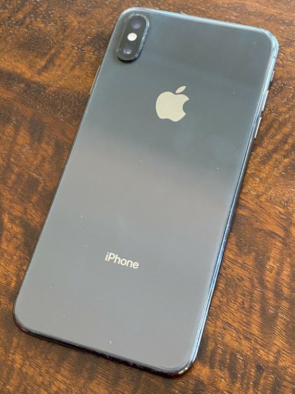 Apple iPhone XS Max 512Gb Space Grey - Unlocked, AU stock