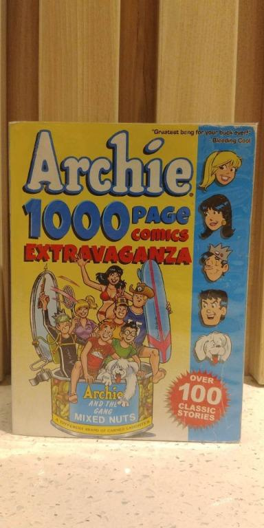 Archie 1000 Page Comics Extravagaza TPB (2013 Digest) # 1-1ST PRE-LOVED