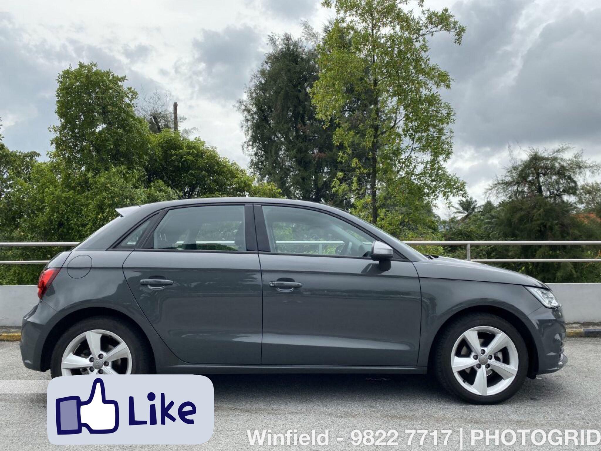 Audi A1 Sportback 1.0 TFSI S tronic 5-Dr Auto