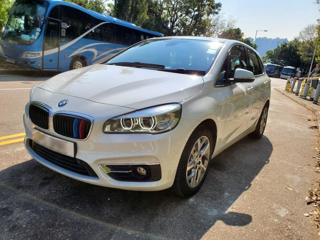 BMW 218i Active Tourer (A)