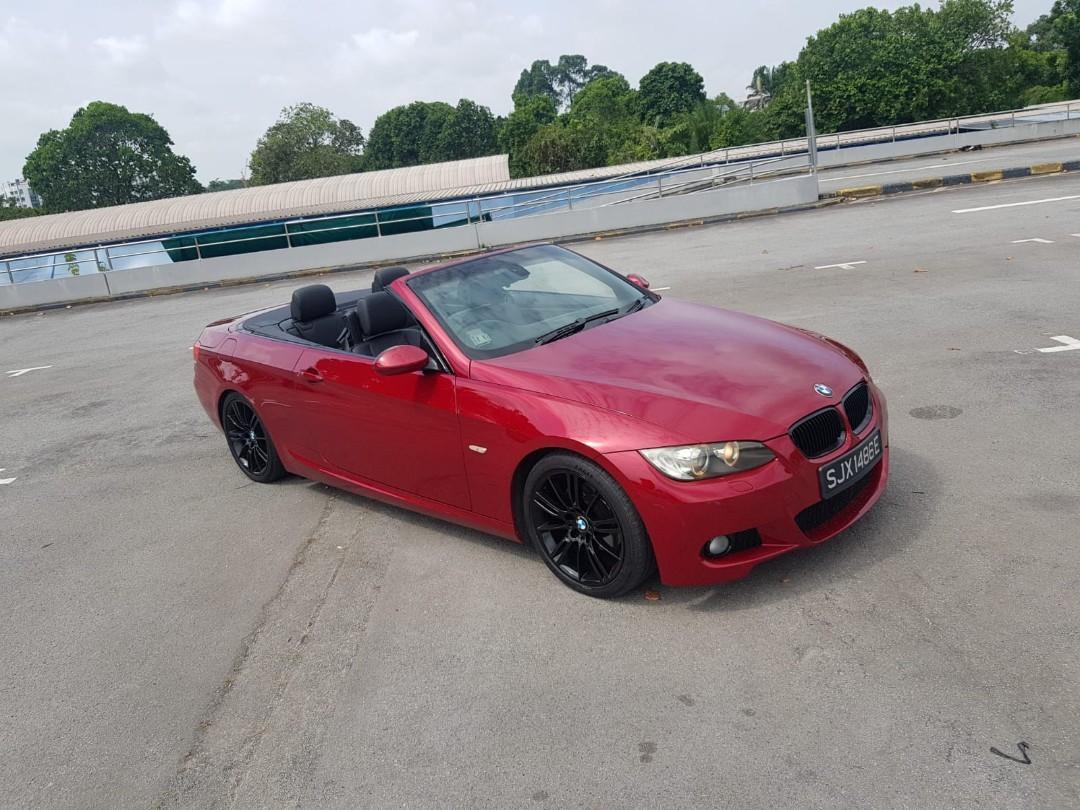 BMW 320i Coupe (A)
