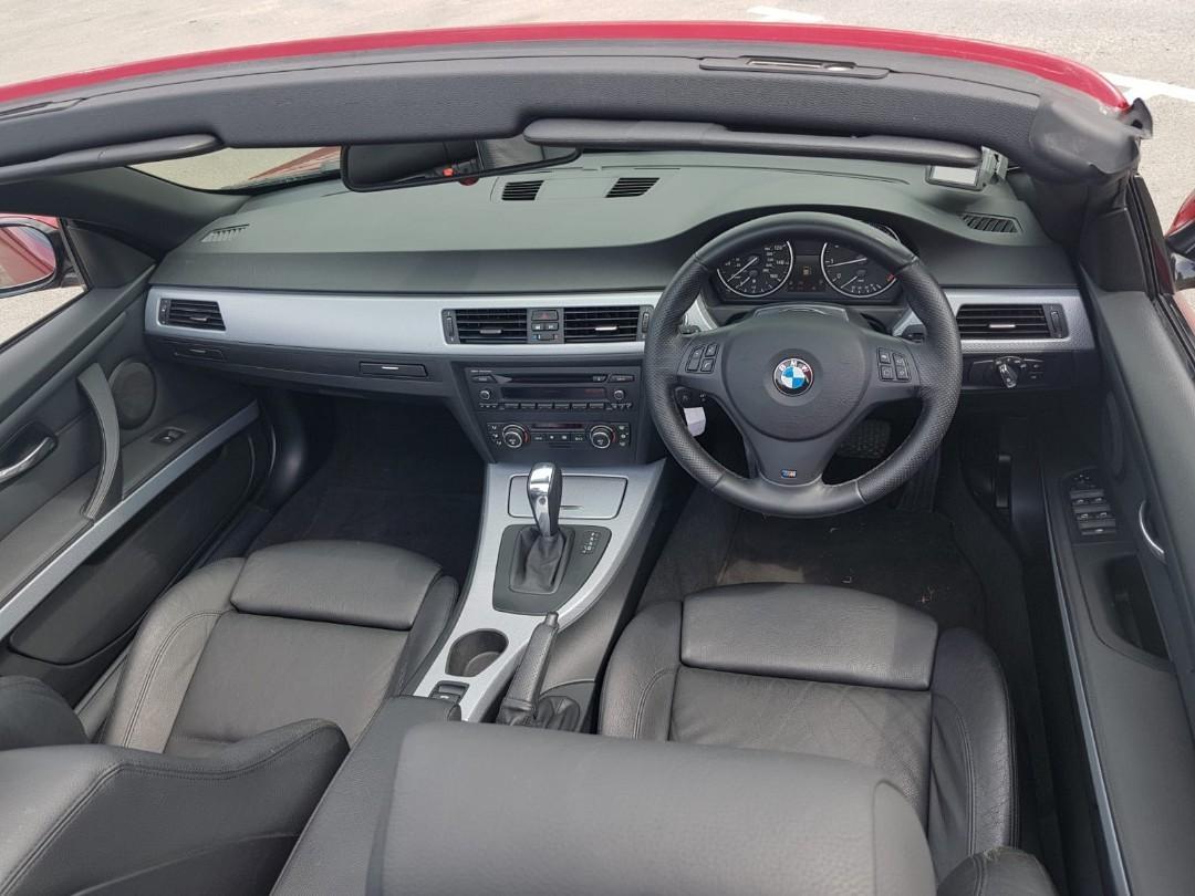 BMW 320i convertible Auto