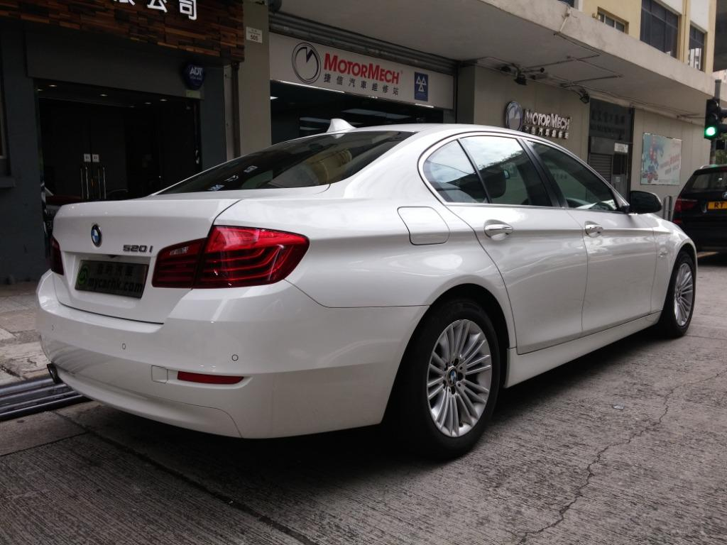 BMW 520IA SALOON Auto