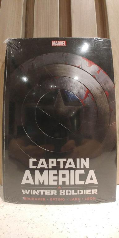 Captain America Winter Soldier HC (2014 Marvel) Ultimate Collection # 1A-1ST