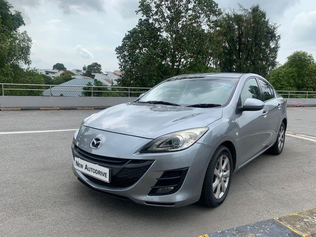 Cheaper car for PHV - Mazda 3