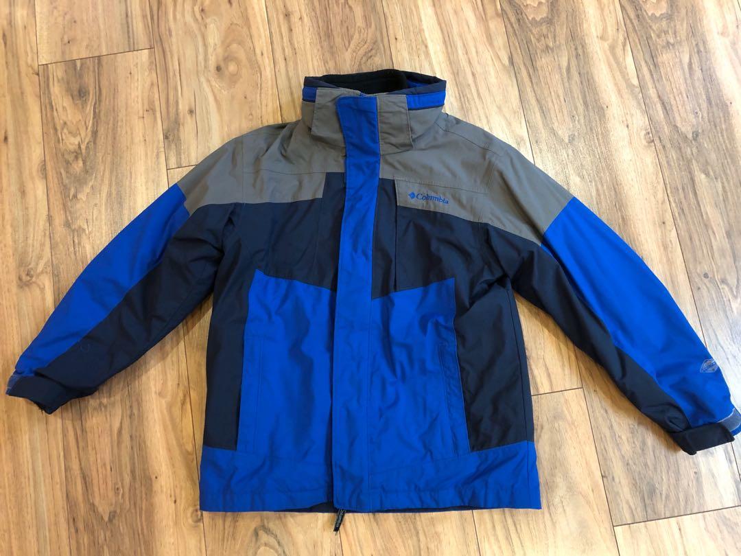 Columbia 男童款-Bugaboo 保暖兩件式外套