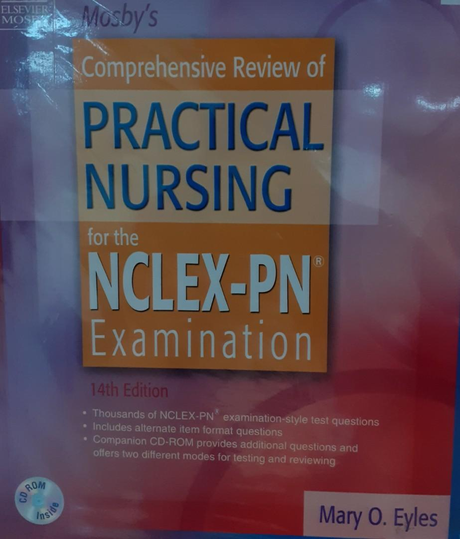 Comprehensive Review of Practical Nursing for the NCLEX PN Exam