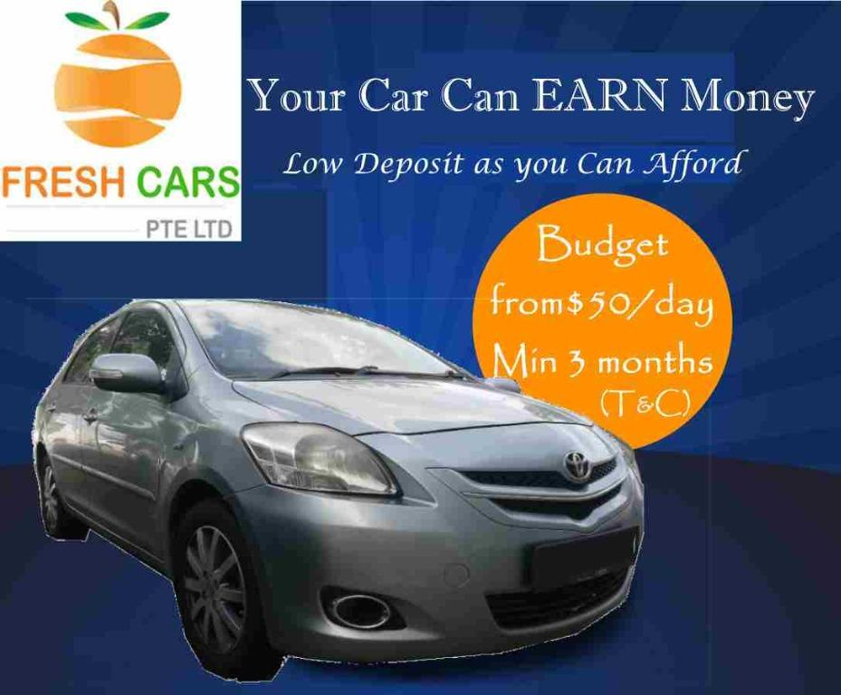 💰Earn More Money From Rental Car