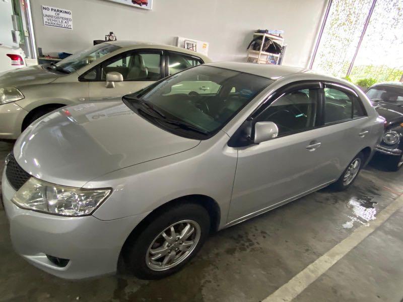 [GoJek / Grab / PHV] Toyota Nissan