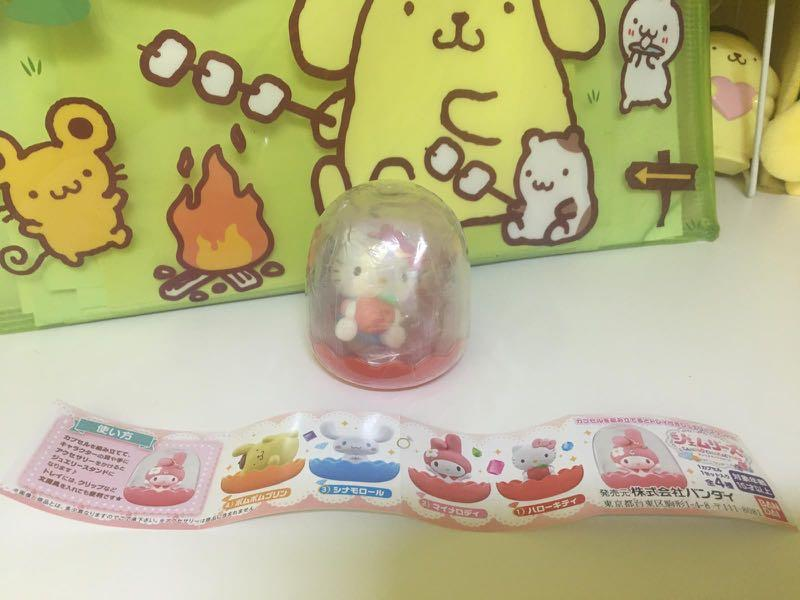 Hello Kitty 扭蛋