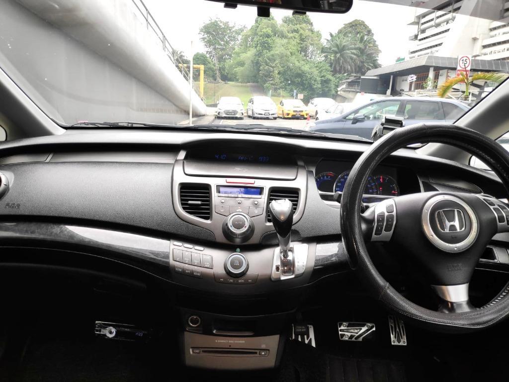 Honda Odyssey 2.4 Auto