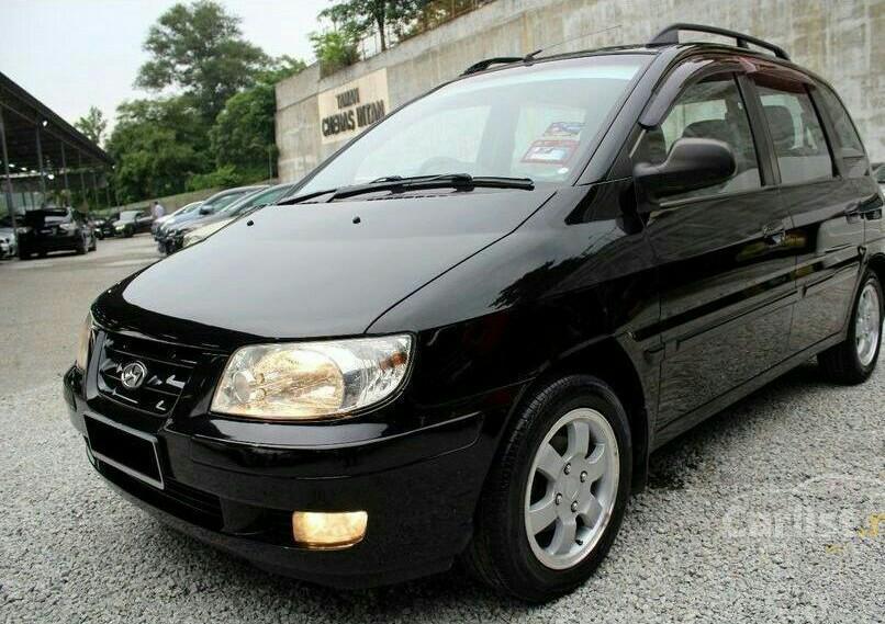 (Sale) Hyundai Matrix 1.8 Auto 2003 low milage very good condition
