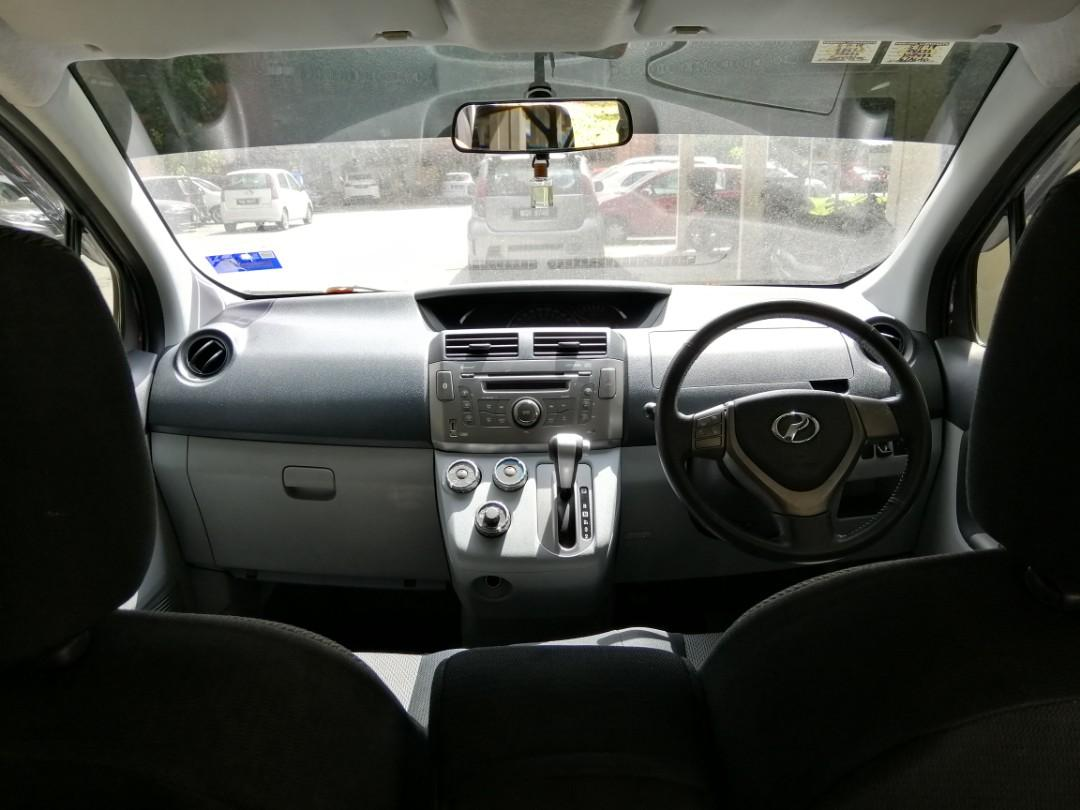 Kereta Sewa Car Rental Perodua Alza 1.5 Auto Limited Time Offer RM160/Day