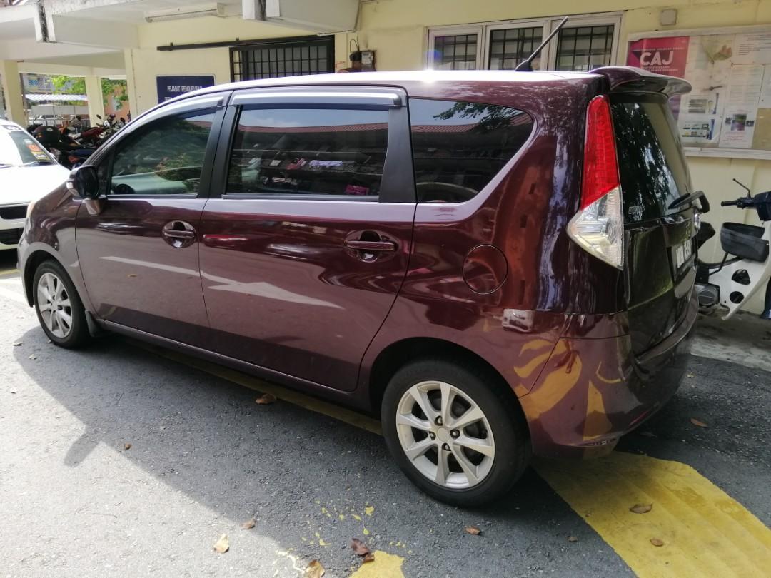 Kereta Sewa Car Rental Perodua Alza 1.5 Auto Limited Time Offer RM130/Day