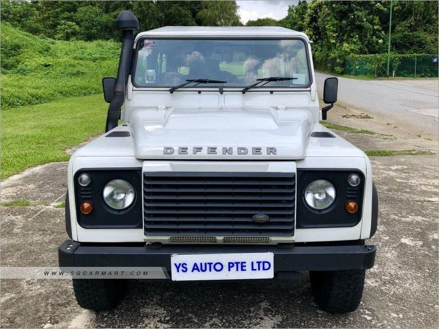 Land Rover Defender 110 XS (M)