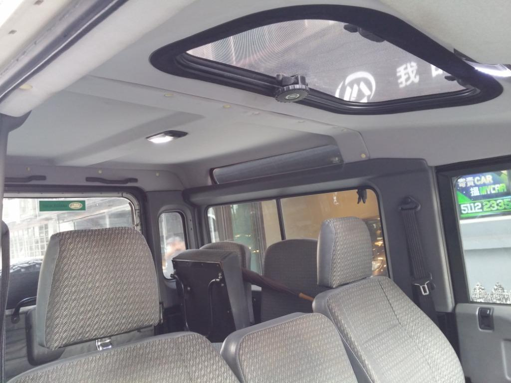 Land Rover Defender 90 COUNTYT Manual