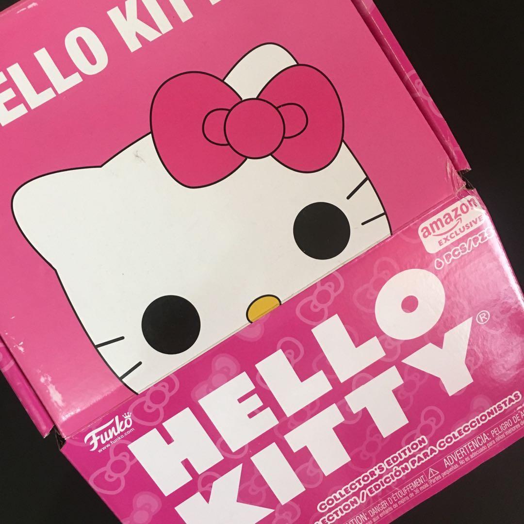 LEGIT FUNKO Pop! Sanrio Hello Kitty Notepad - Amazon Exclusive Collectors Box