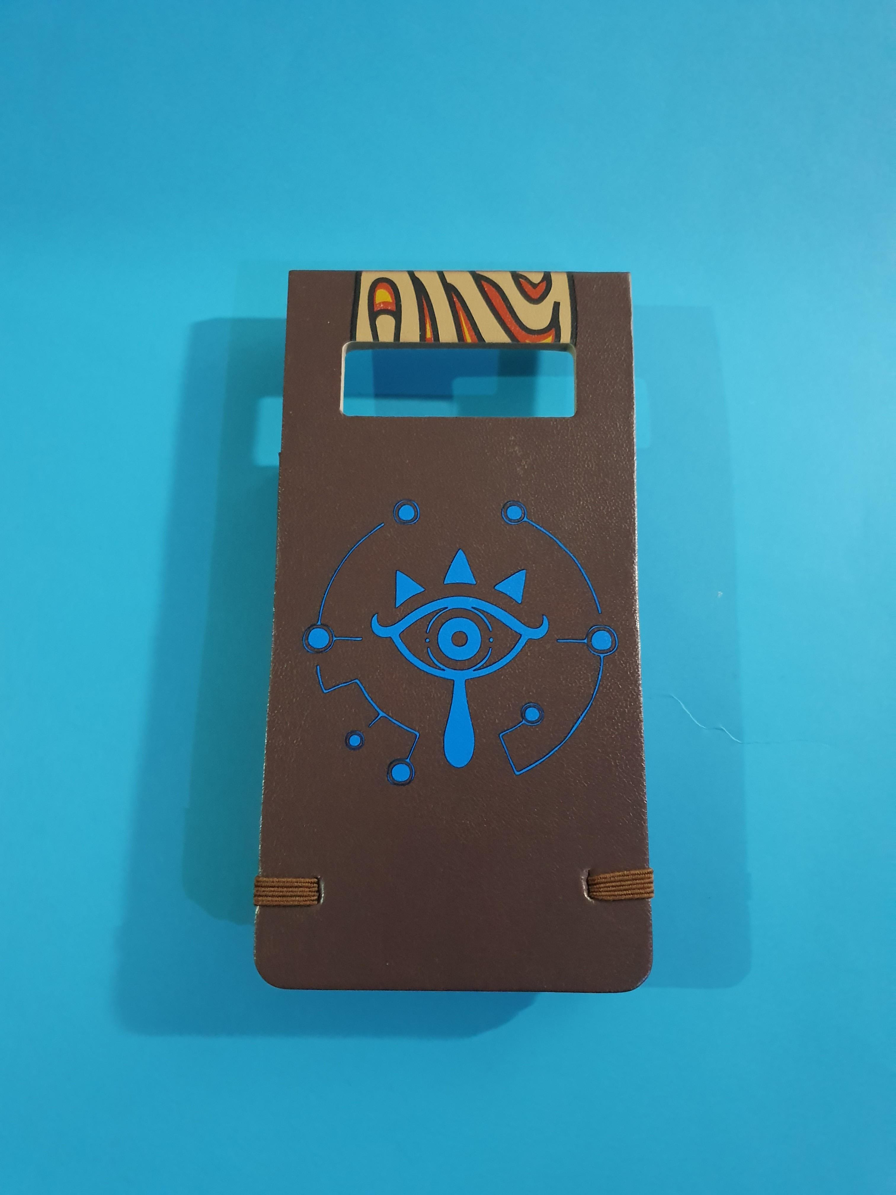 Loot Crate Gaming: Legend of Zelda Breath of the Wild Notepad