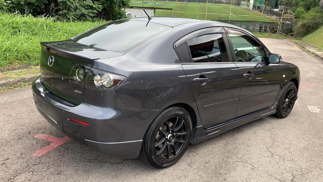 Mazda 3 1.6A SP Luxury Auto