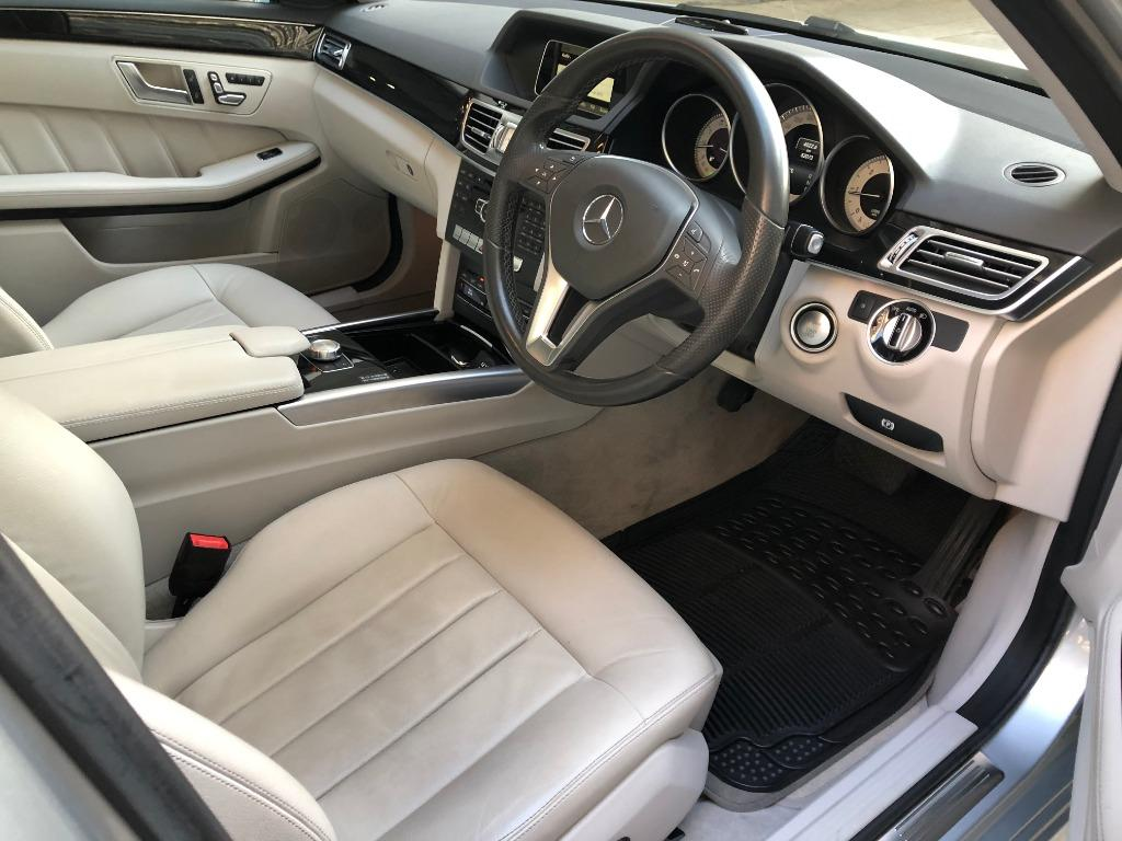 Mercedes-Benz E220d Saloon (A)
