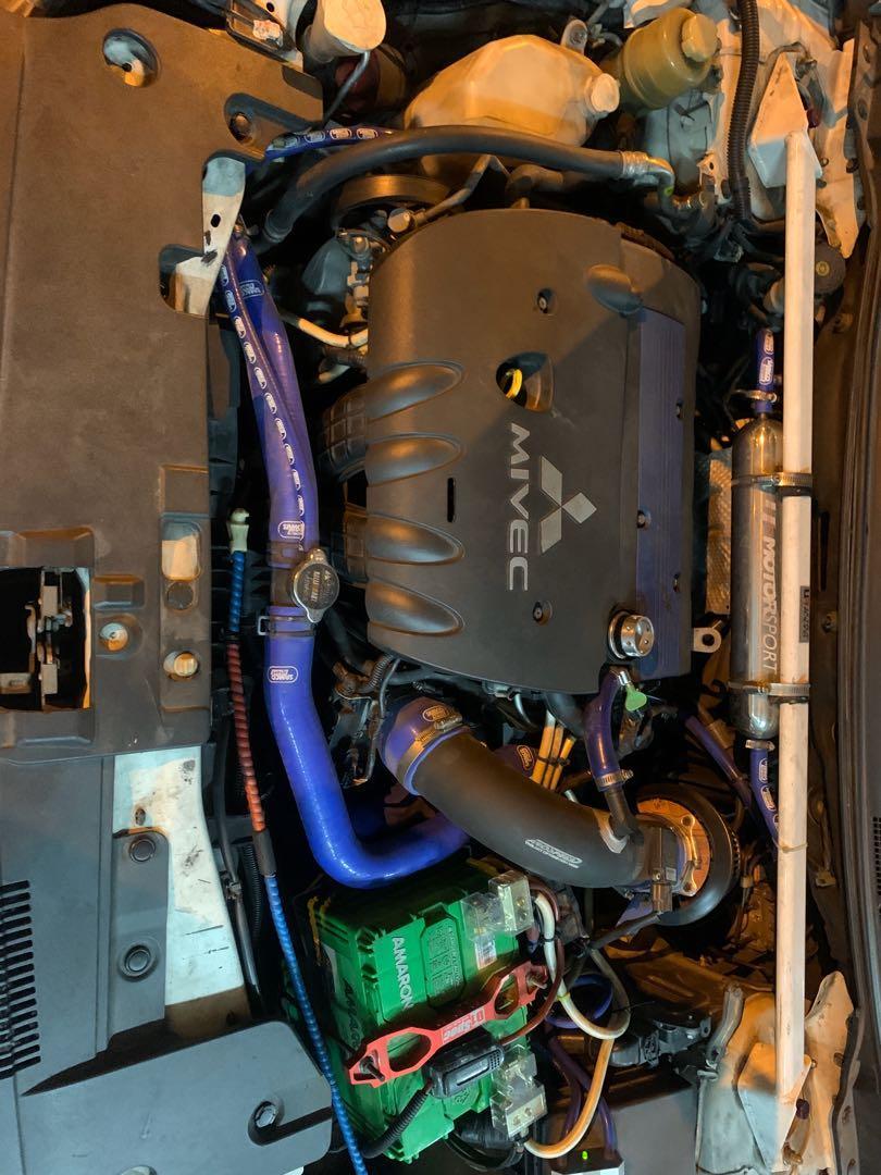 Mitsubishi Lancer 2.0 EX GT MIVEC 5MT (M)