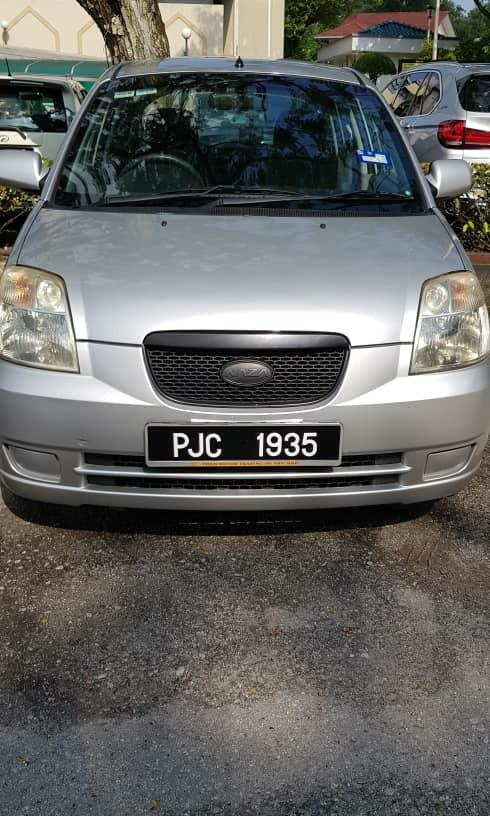 Naza suria with newly rebuilt transmission (serious buyers only)