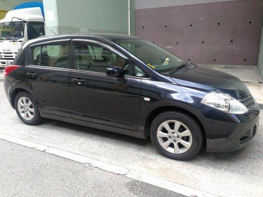 Nissan NISSAN TIIDA Auto