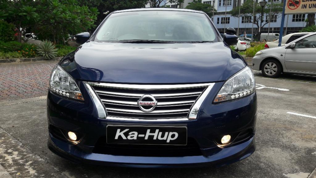 Nissan Sylphy 1.6 Signature (A)