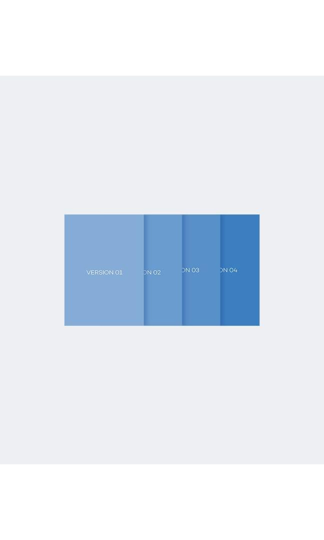 [PO] Non Weply Version BTS MOTS 7 Map of The Soul 7 Albums
