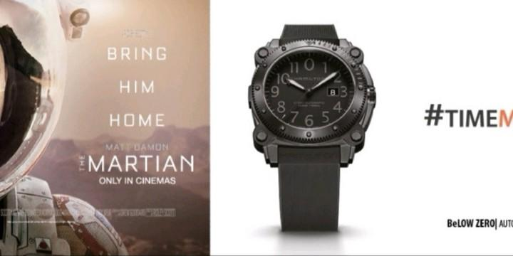 Pre-owned Hamilton watch KHAKI NAVY BELOWZERO 1000M AUTO     H78585333