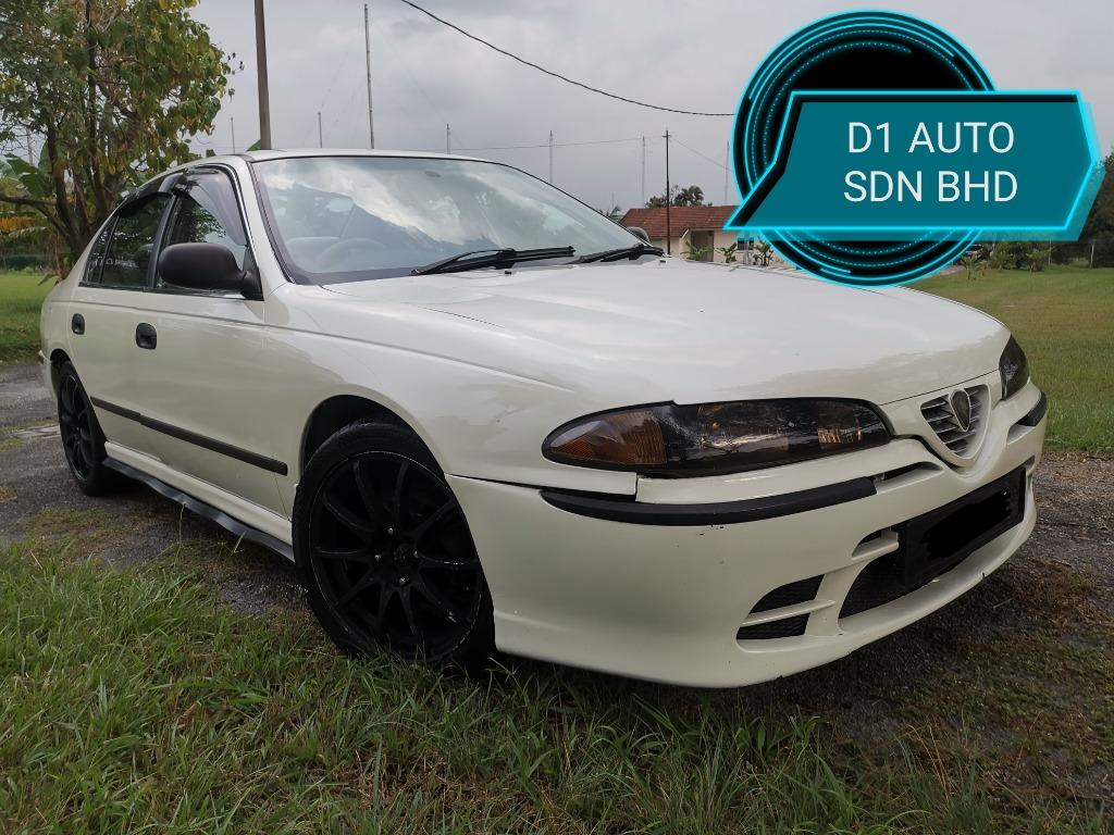 "PROTON PERDANA 2.0 AT V6 ,CAREFUL OWNER,17""SPORT RIM,LEATHER"