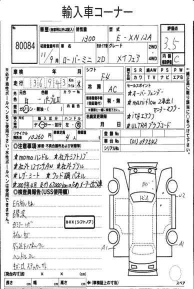 Rover Mini Cooprr 價錢面議 Manual