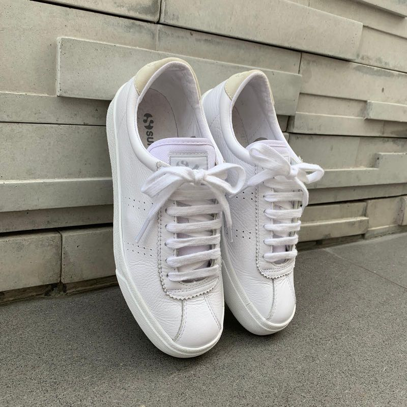 2843 Comfleau Sneakers (Full Leather