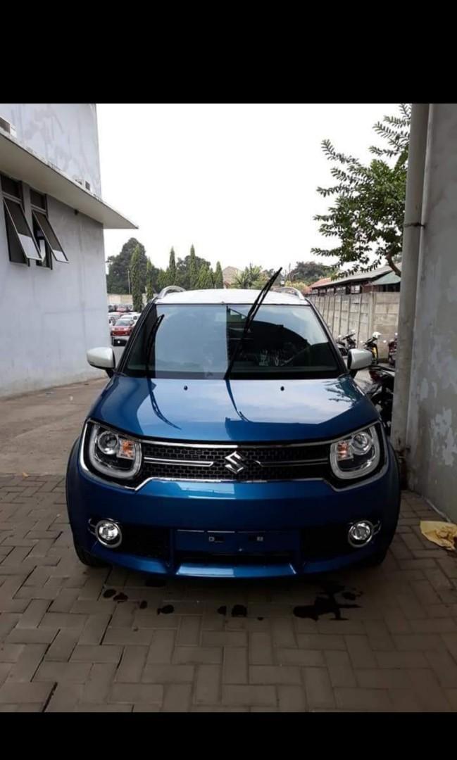 Suzuki Ignis NIK 2019 Cuci Gudang Tdp Mulai  10Jt an